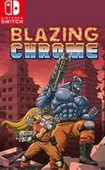 Blazing Chrome for Nintendo Switch