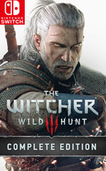 The Witcher 3: Wild Hunt — Complete Edition for Nintendo Switch