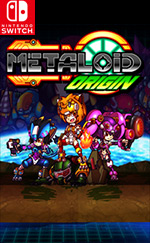 Metaloid: Origin for Nintendo Switch