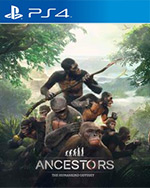 Ancestors: the Humankind Odyssey for PlayStation 4
