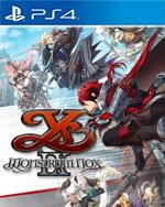 Ys IX: Monstrum Nox for PlayStation 4
