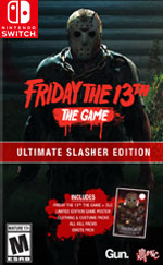 Friday the 13th The Game Ultimate Slasher Edition [ + Update ]