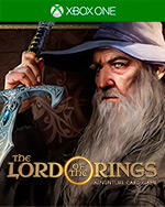 The Lord of the Rings: Adventure Card Game for Xbox One