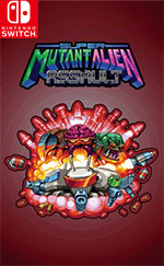 Super Mutant Alien Assault for Nintendo Switch