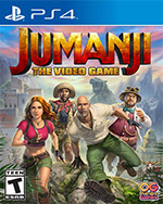 JUMANJI: The Video Game for PlayStation 4