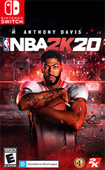 NBA 2K20 for Nintendo Switch