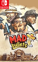 Mad Bullets for Nintendo Switch