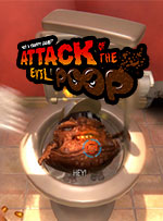 ATTACK OF THE EVIL POOP for PC