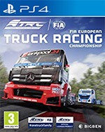 FIA European Truck Racing Championship for PlayStation 4