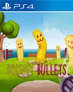 Bouncy Bullets for PlayStation 4