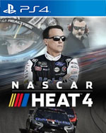 NASCAR Heat 4 for PlayStation 4