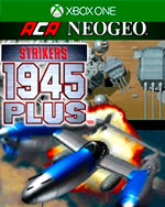 ACA NEOGEO STRIKERS 1945 PLUS for Xbox One
