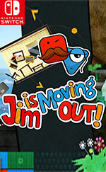 Jim Is Moving Out! for Nintendo Switch