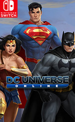 DC Universe Online for Nintendo Switch