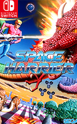 SEGA AGES Space Harrier for Nintendo Switch