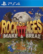 Rock of Ages 3: Make & Break for PlayStation 4