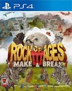 Rock of Ages 3: Make & Break for PlayStation 4