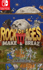 Rock of Ages 3: Make & Break for Nintendo Switch