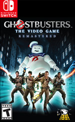 Ghostbusters: The Video Game Remastered for Nintendo Switch