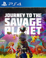 JOURNEY TO THE SAVAGE PLANET for PlayStation 4