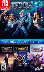 Trine: Ultimate Collection for Nintendo Switch