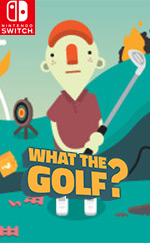 WHAT THE GOLF? for Nintendo Switch