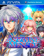Asdivine Menace for PS Vita