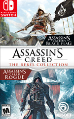 Assassin's Creed®: The Rebel Collection [ + DLCs ] [ + Audio Language Packs ]