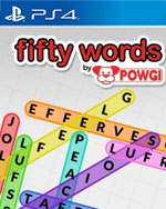 Fifty Words by POWGI for PlayStation 4