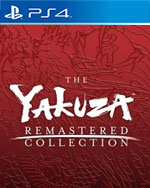 The Yakuza Remastered Collection for PlayStation 4