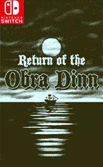 Return of the Obra Dinn for Nintendo Switch