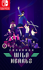 Sayonara Wild Hearts for Nintendo Switch