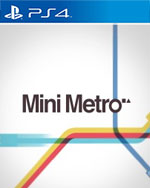 Mini Metro for PlayStation 4