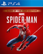 Marvel's Spider-Man: Game of the Year Edition for PlayStation 4