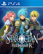 STAR OCEAN First Departure R for PlayStation 4