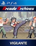 Arcade Archives VIGILANTE