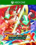 Mega Man Zero/ZX Legacy Collection for Xbox One