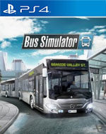 Bus Simulator for PlayStation 4