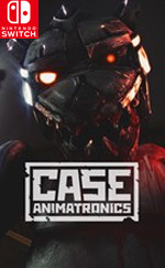 CASE: Animatronics for Nintendo Switch
