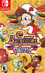 BurgerTime Party! for Nintendo Switch