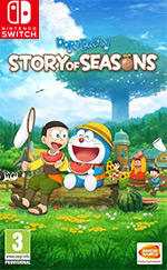 Doraemon Story of Seasons + Update 1.0.1