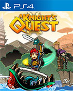 A Knight's Quest for PlayStation 4