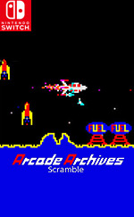 Arcade Archives Scramble