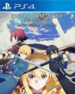 Sword Art Online: Alicization Lycoris for PlayStation 4