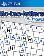 Tic-Tac-Letters by POWGI for PlayStation 4