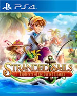 Stranded Sails – Explorers of the Cursed Islands for PlayStation 4