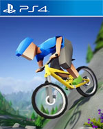 Lonely Mountains: Downhill for PlayStation 4
