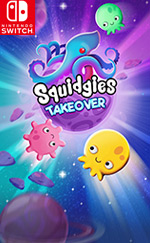 Squidgies Takeover for Nintendo Switch