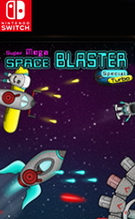 Super Mega Space Blaster Special Turbo for Nintendo Switch