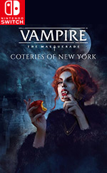 Vampire: The Masquerade - Coteries of New York for Nintendo Switch